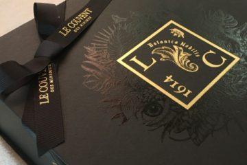 クヴォンデミニムの2020年福袋-外箱アップ