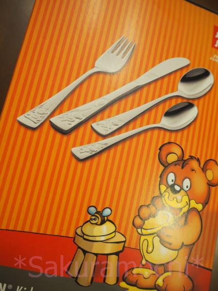 ZWILLINGのスプーンフォークセット(御殿場プレミアム・アウトレット開業20周年セール)