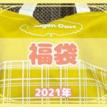 【ハーゲンダッツ】2021年アウトレット福袋(2,000円)を買ったのでネタバレ★OFF率と口コミも