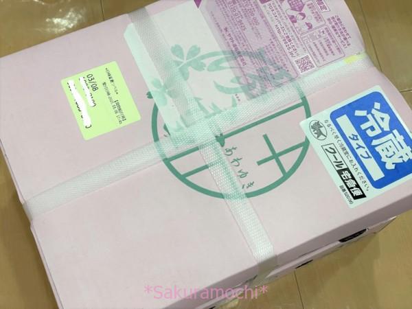 到着!-熊本県玉名市ふるさと納税「白いちご淡雪1.4kg」